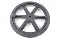 Шкив из стеклонаполненного полиамида (диаметр 215 мм)