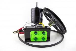 Электропривод программируемый автоматический ЭП/ПА-12В.